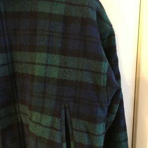 Pendleton Jackets & Coats - Pendleton Plaid Wool Coat